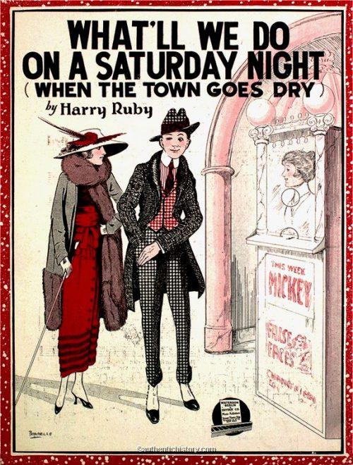 1920s prohibition novel gin cocktails