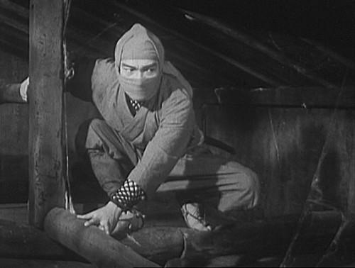1940s 1950s Ninja
