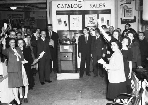 1940s auction vintage