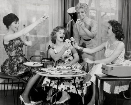 1950s party vintage