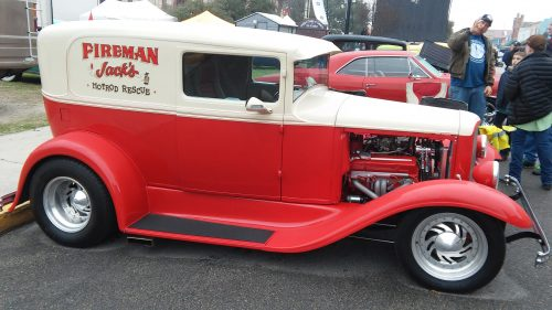 1930s 1940s truck Hot Rod and Hatters
