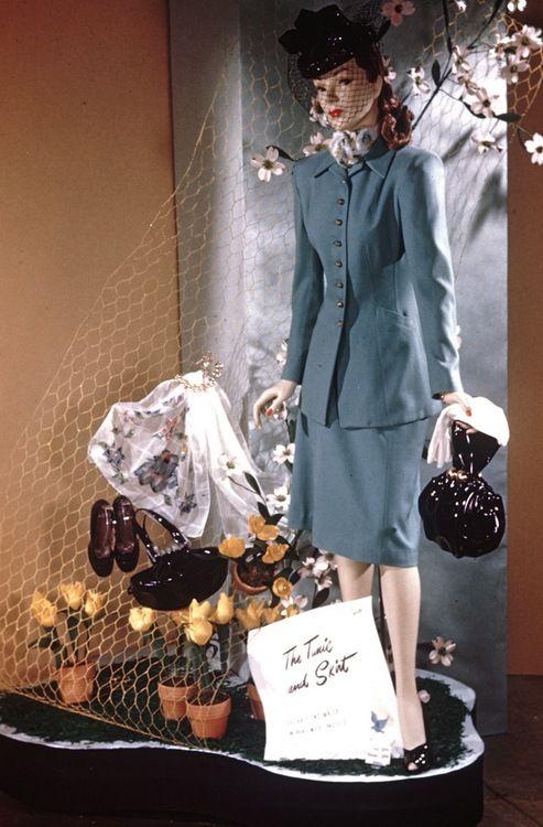 Vintage 40s 50s mannequin