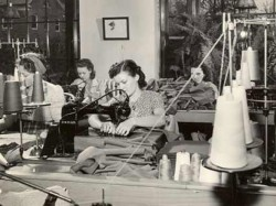 40s sewing business