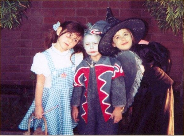 Children S Halloween Costume Patterns