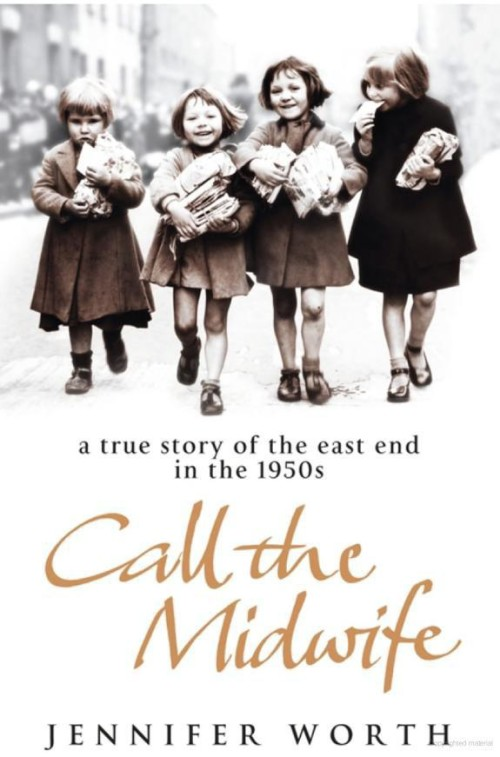 Call of the Midwife vintage cover