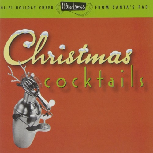 Christmas Cocktails 40s 50s 60s Swing