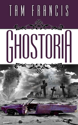 Ghostoria cover with car