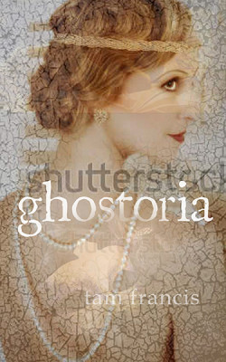 Ghostoria vintage flapper girl