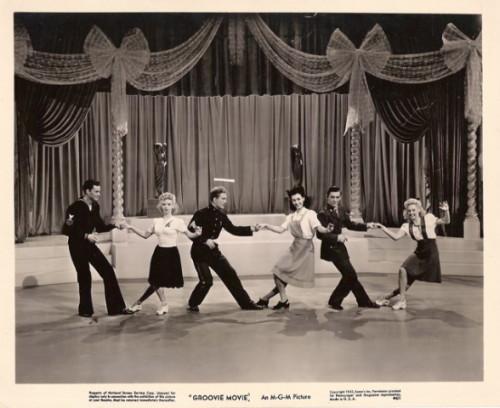 Groovie Movie Cast 1940's Hollywood