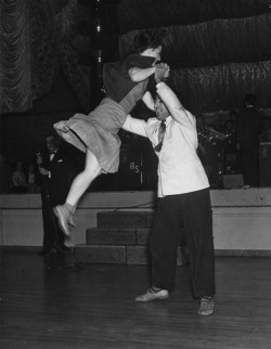 Hal Chavoor Takier Betty Roeser jitterbug champs 1930s