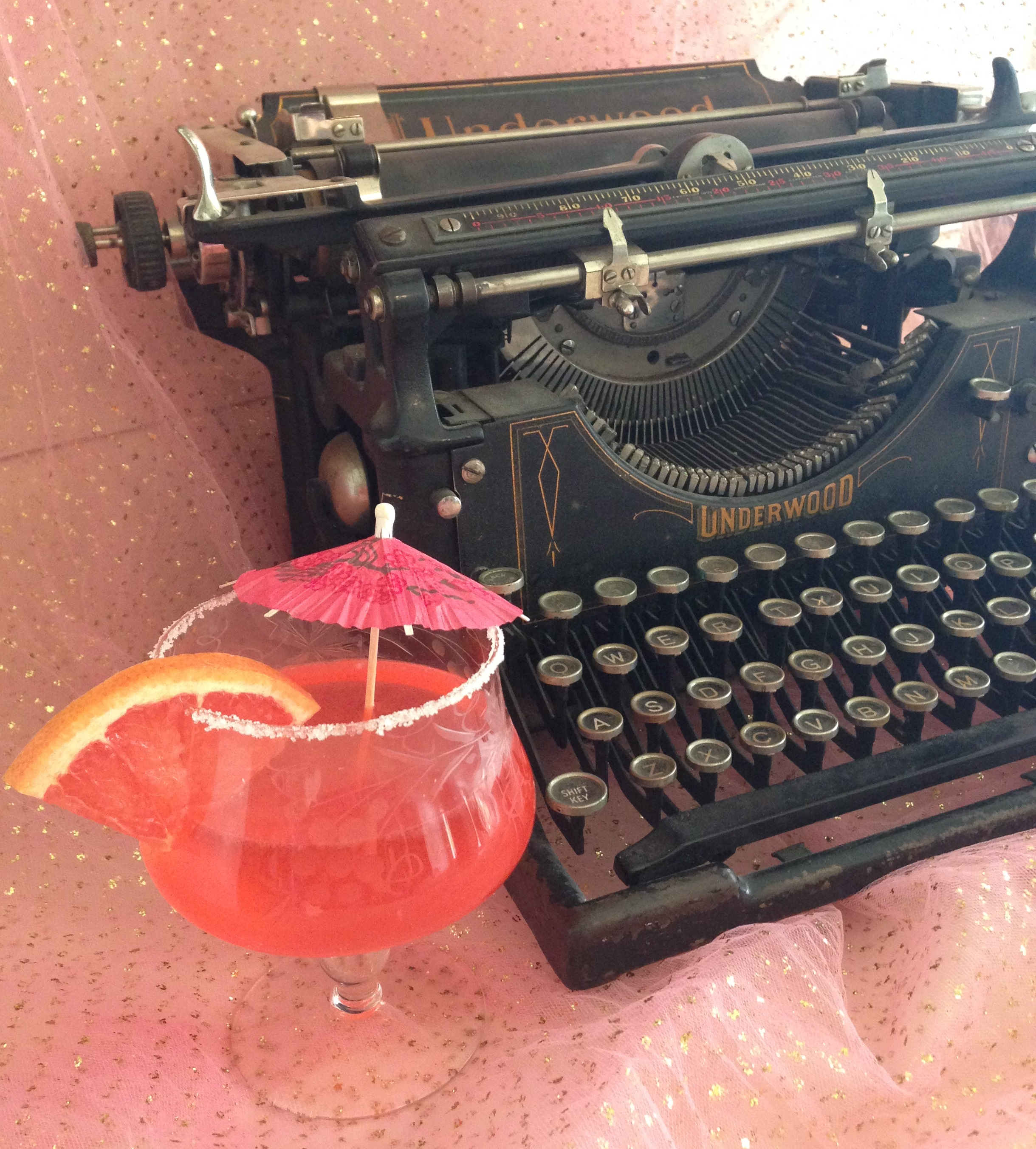 Hemingway Book Club Cocktails With Vintage Flair The