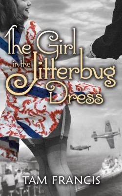 Jitterbug Dress Kindle Cover