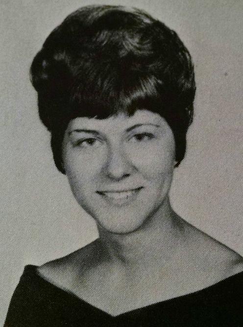 Judy Anderson Graduation