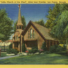 The Little Church of the West Unites the Past and Present