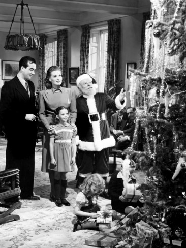 Miracle on 34th Street Christmas tree