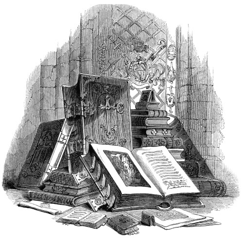 old books victorian