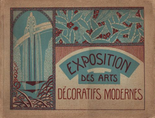 Paris Expo 1925 art deco Flapper Affair fun facts