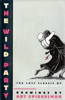 Wild party book jacket