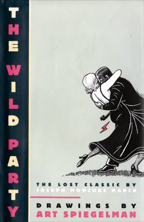Would You Like To Go To The Wild Party Book Review The