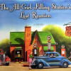 all-girl filling station novel cover 40s summer reading