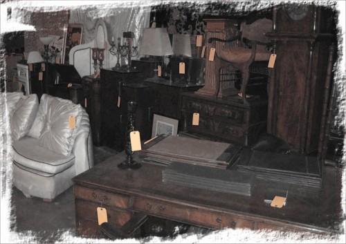 auction pic vintage