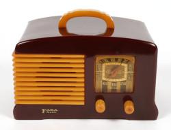 bakelite radio 1940s WWII