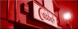 Casbah Club Signage Dance Bar for Swinging Jitterbugs