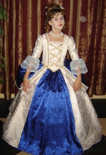 Marie Antionette costume