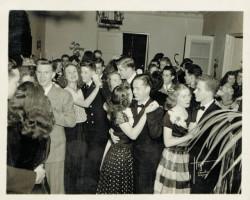 fancy dance 1940s