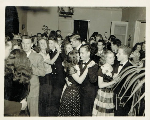 fancy dance 1940s