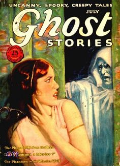 ghost stories 40s 50s book cover