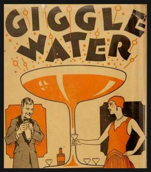 giggle water gin cocktails