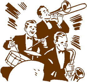 jazz band image