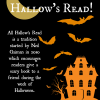 Halloween Hallow's Read & Ghostoria