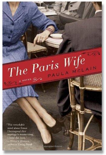 paris wife book cover