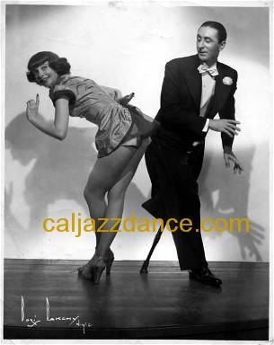 rita and jimmy valentine 1940s