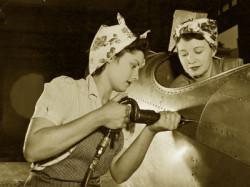 1940s women get it done