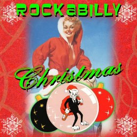 rockabilly Christmas 40s 50s