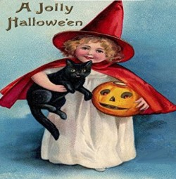 vintage-halloween-girl-witch-pillow