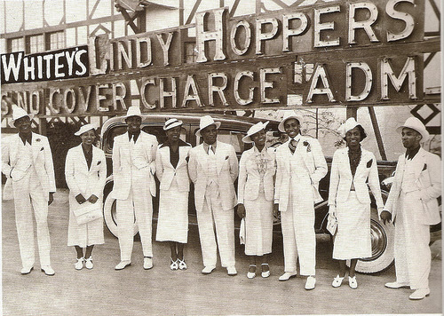 whitey's lindy hoppers 1930s 1940s