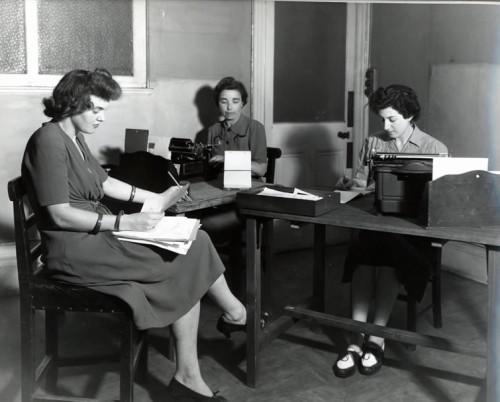 1940s 1950s women writing