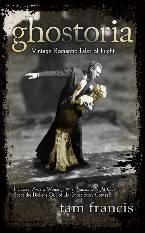 Ghostoria Vintage Romantic Tales Of Fright The Girl In
